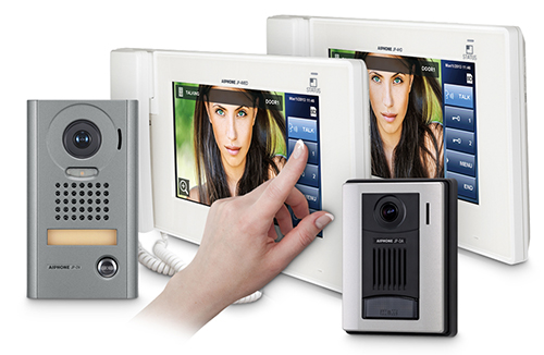 Aiphone-Intercom-JP-Series-w-Surface-Door-Stations